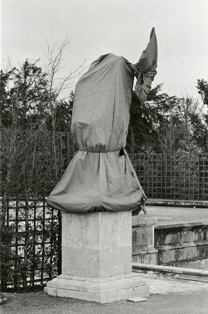 Skulptur 2 Versailles, Februar 2010
