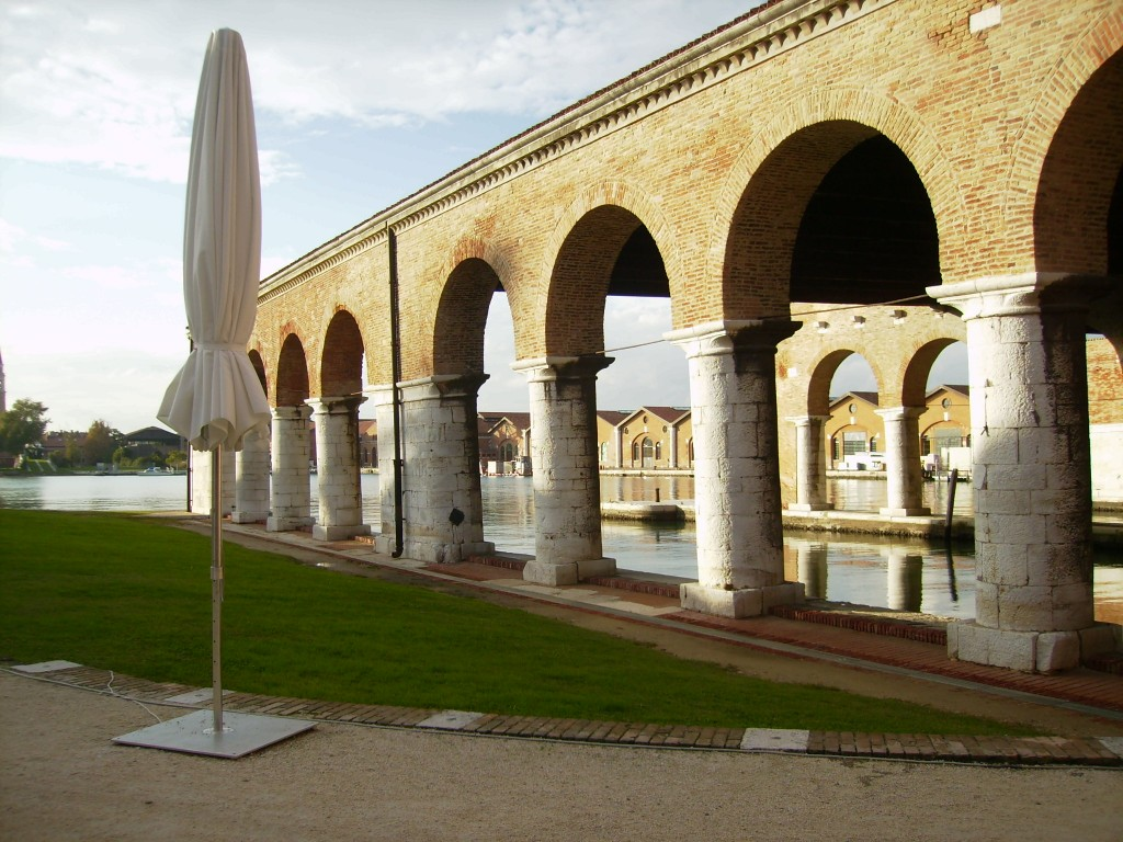 At the Arsenale