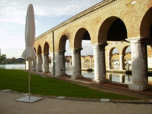 At the Arsenale, Foto: SK
