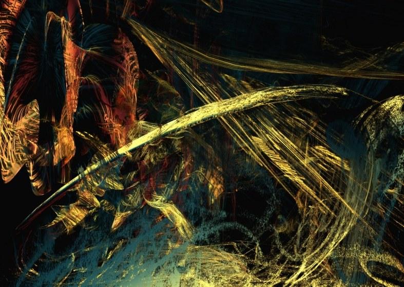Raumskizze 3 Brahms Sinfonie Nr 4, 2010