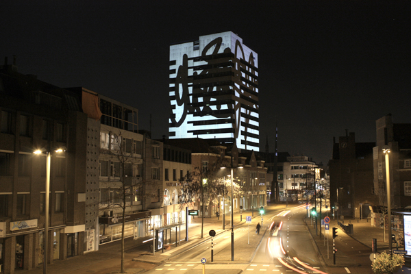 in an other light, forum of light and architecture, Eindhoven, NL, 2009