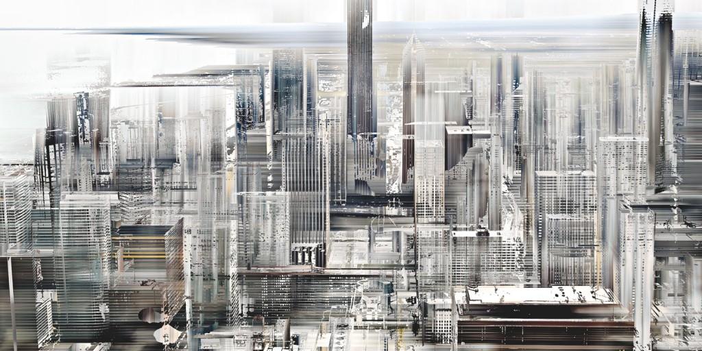 Chicago_0240, 75 x 160 cm, 2010