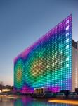 Green Pix, Zero Energy Media Wall. Beijing, 2008. Simone Giostra & Partners Architects. www.greenpix.org