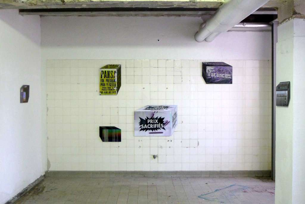 Ausstellungsansicht Opelvillen Rüsselsheim - Labor