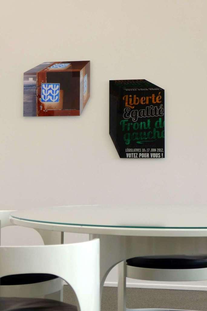 Ausstellungsansicht Kunstagentur Saalfrank, Wiesbaden
