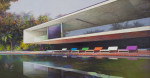 modern house, 14 - 125 x 240cm - 2012 Kopie 3