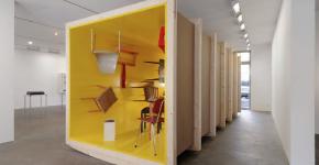 Installation Auf schwankendem Boden, Kunstverein Grafschaft Bentheim, Neuenhaus, Kunstverein Ingolstadt, 2009