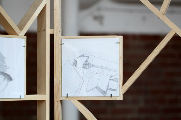 """Reconstruction (Formine/Tessin)"" 