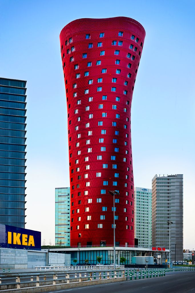 Metallic Architecture | Porta Fira Hotel, L'Hospitalet de Llobregat / Toyo Ito + b720, Architects