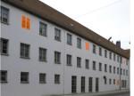 osmose_2004-2014_fassadeninstallation innen/aussen_fluoreszierendes plexiglas museum für konkrete kunst ingolstadt
