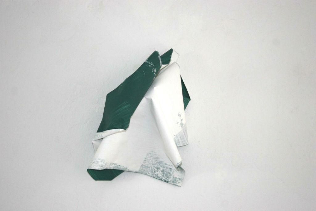 Freestyle #2, Papier, Farbe, 57 x 41 x 13 cm, 2012