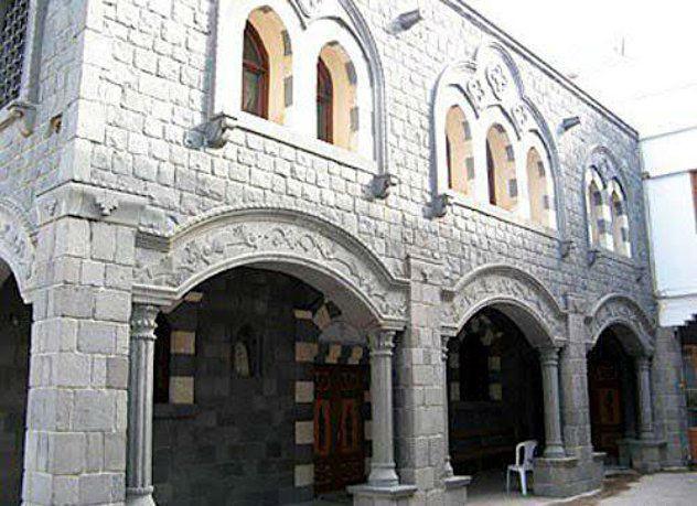 Saint Mary Church of the Holy Belt, or Um al-Zinnar