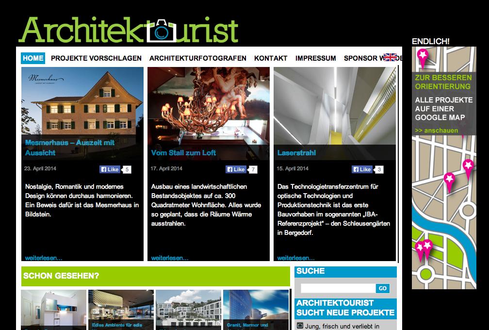 Cover architektourist.de