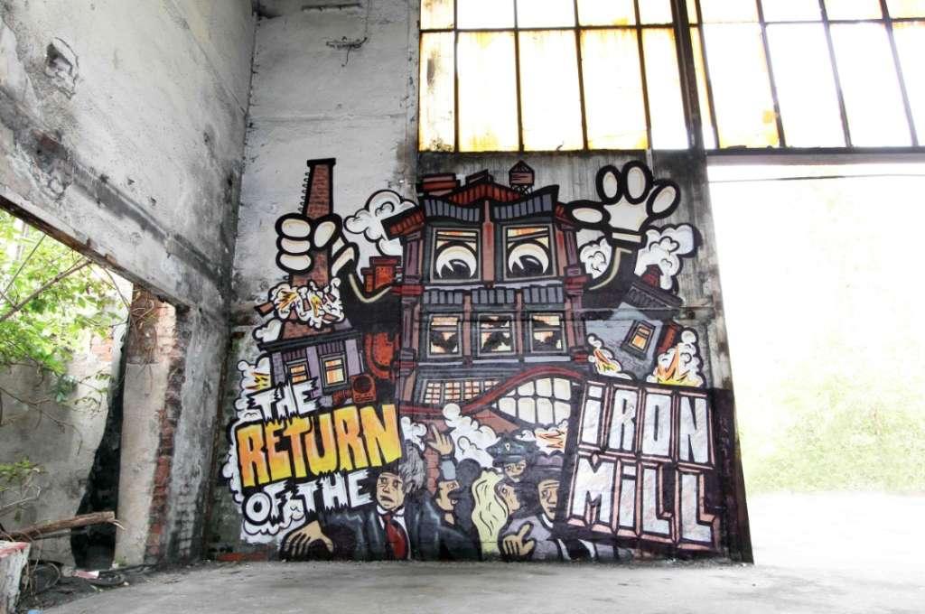"""The Return of the Iron Mill"", IBUG Festival Zwickau 2013"