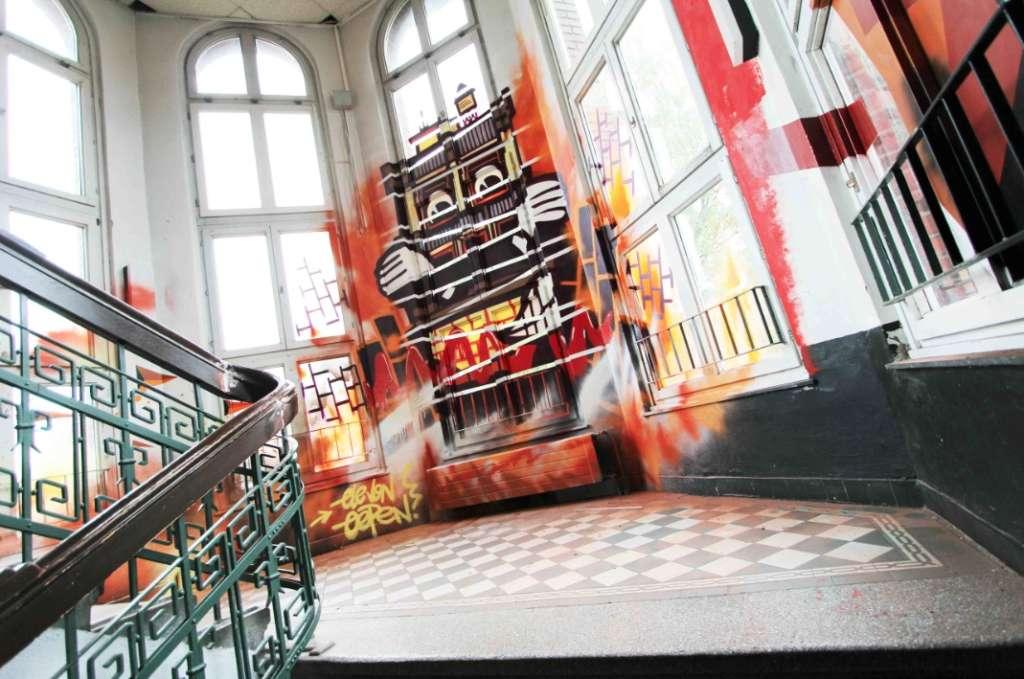 """Back to School"", Recklinghausen 2013"