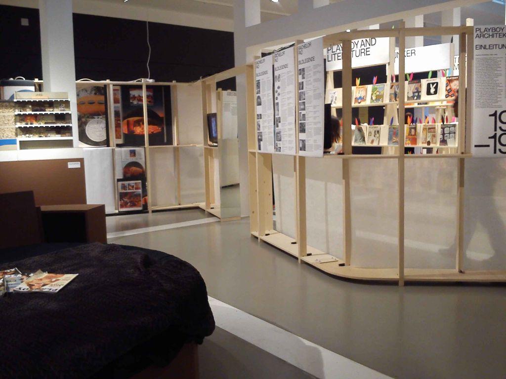 Blick in die Ausstellung (c) SK