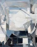 Luisa Richter Araya, 1984 Öl und Gouache auf Leinwand, 159,5 x 130 cm Im Besitz der Künstlerin Foto: Frank Kleinbach © Luisa Richter
