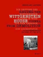 Cover Wittgenstein Haus