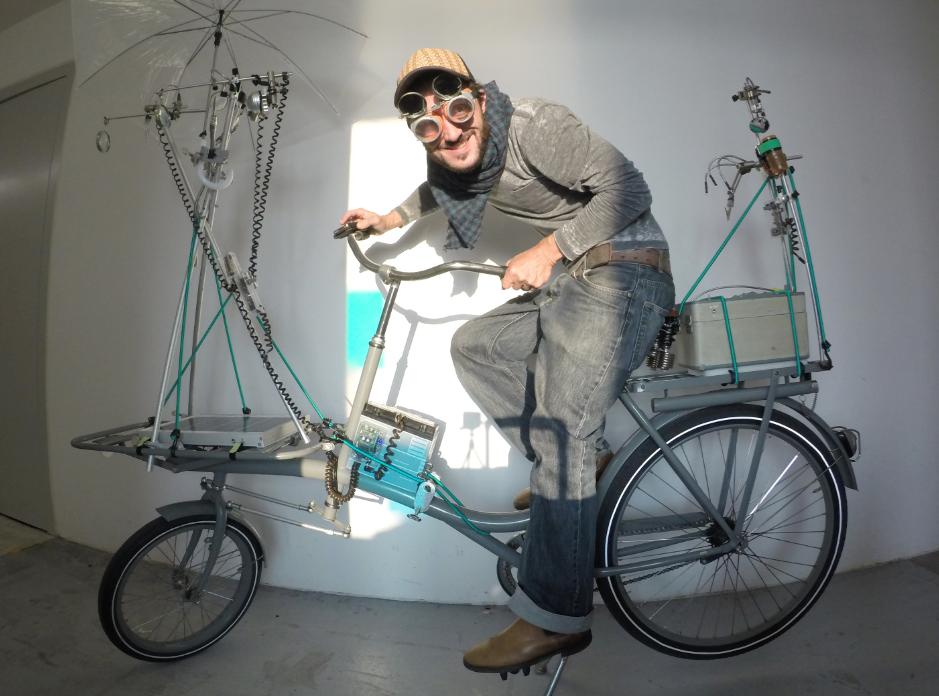 CycloCopter (c) RaumZeitPiraten