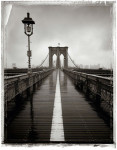 Christopher Thomas Brooklyn Bridge III, 2008 Archival Pigment Print on Arches Cold Pressed Rag Paper © Christopher Thomas