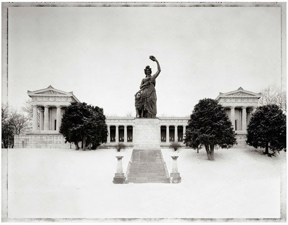 Christopher Thomas Bavaria Archival Pigment Print on Arches Cold Pressed Rag Paper © Christopher Thomas
