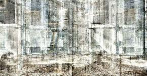 Ohne Titel #1 (Klare Kante) 2013/2014, je ca. 45x45cm © Josh von Staudach
