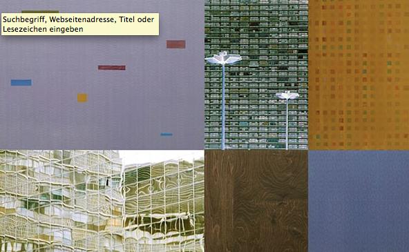 StandOrte: Sao Paulo_0114, 2009, Mischtechnik auf Holzkörper, 125 x 200 cm, 6–teilig