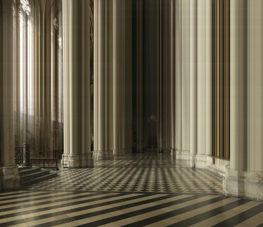 Résistance, 2014, 138 x 160 cm, c-print, plexiglass, woodframe