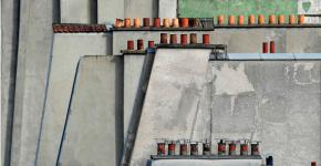 Michael Wolf: Paris Rooftops No.4, 2014