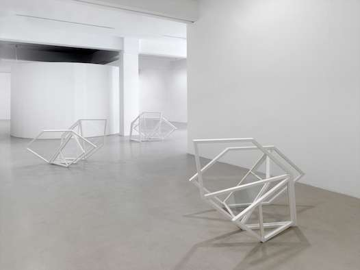 Oskolok, 2015 (Installation im Kunstraum Düsseldorf, 2015)