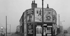 Chris Killip: Shopfronts, Huddersfield, 1974