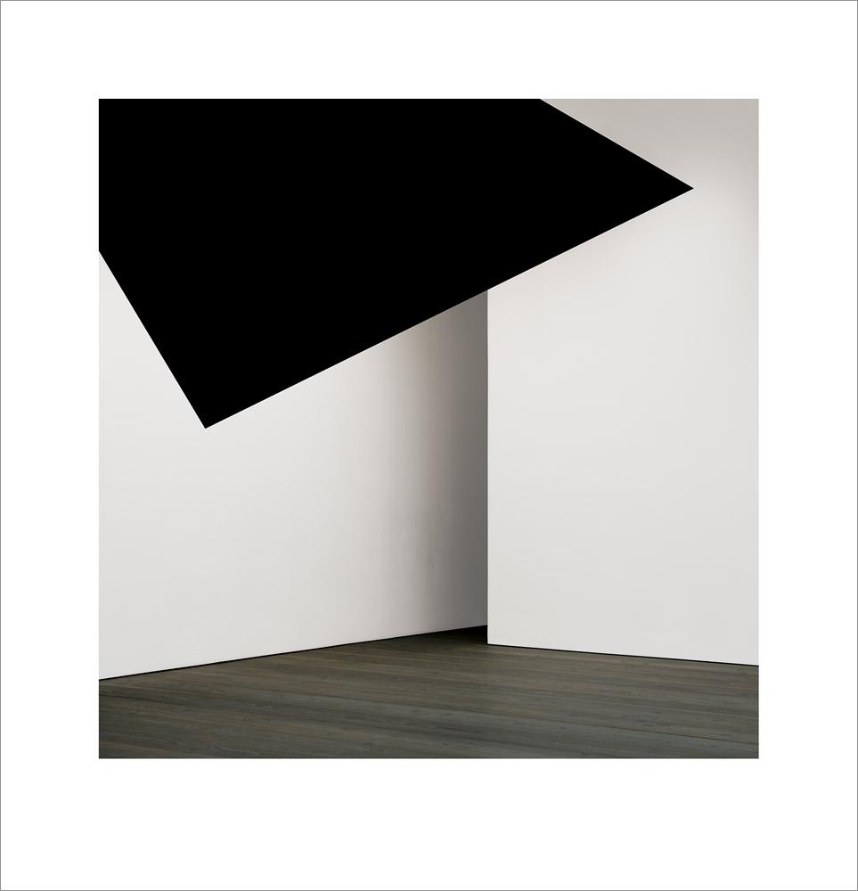 #128, 100 x 100 cm, aus: rooms