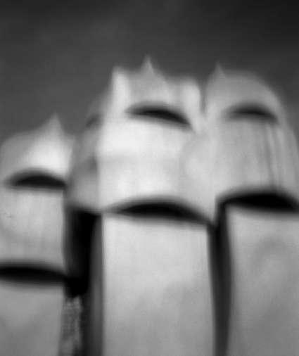 Markus Kaesler, shapes of structure