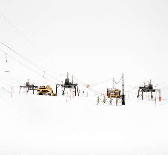 François Schaer: Jours Blancs, Zermatt, 2012