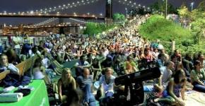 Brooklyn Bridge Park, New York (c) Etienne Frossard