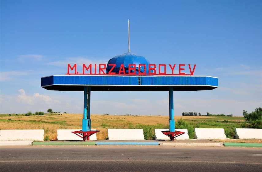 Uzbekistan, Seidenstraße