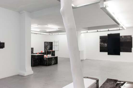 Exhibition view Welcome to the real world, Image Katarína Gališinová courtesy Frank Taal gallery