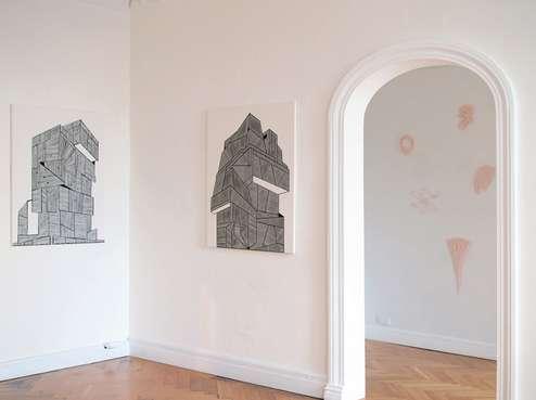 Ausstellungsansicht 2016