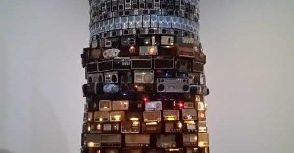 Cildo Meireles, Babel, 2001 (c) SK