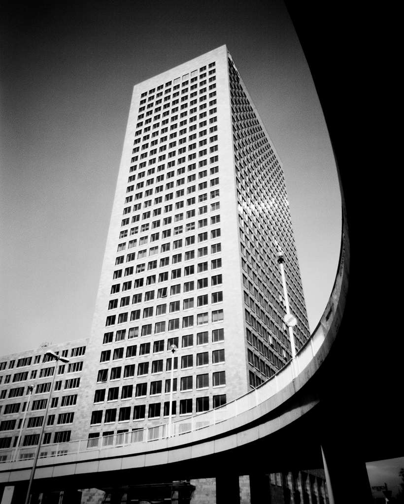 Pinhole Towers (Investment Banking Center)