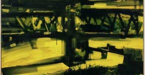 Roman Lipski, Ohne Titel (1), 130 cm x 130 cm, 2016
