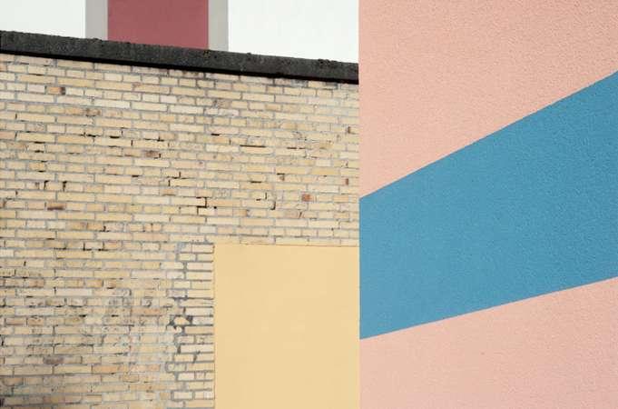 aus der Serie: Four Squares 2013 C-Print 32 x 40 cm