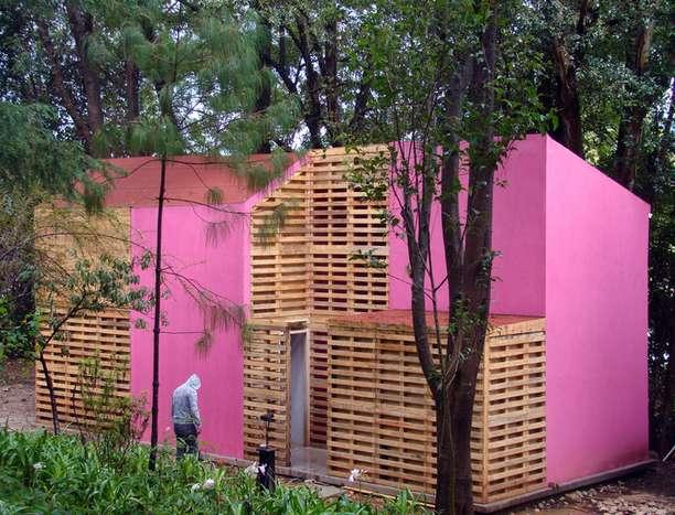 Sustainable Housing Prototye (c) Estudio Tatiana Bilbao