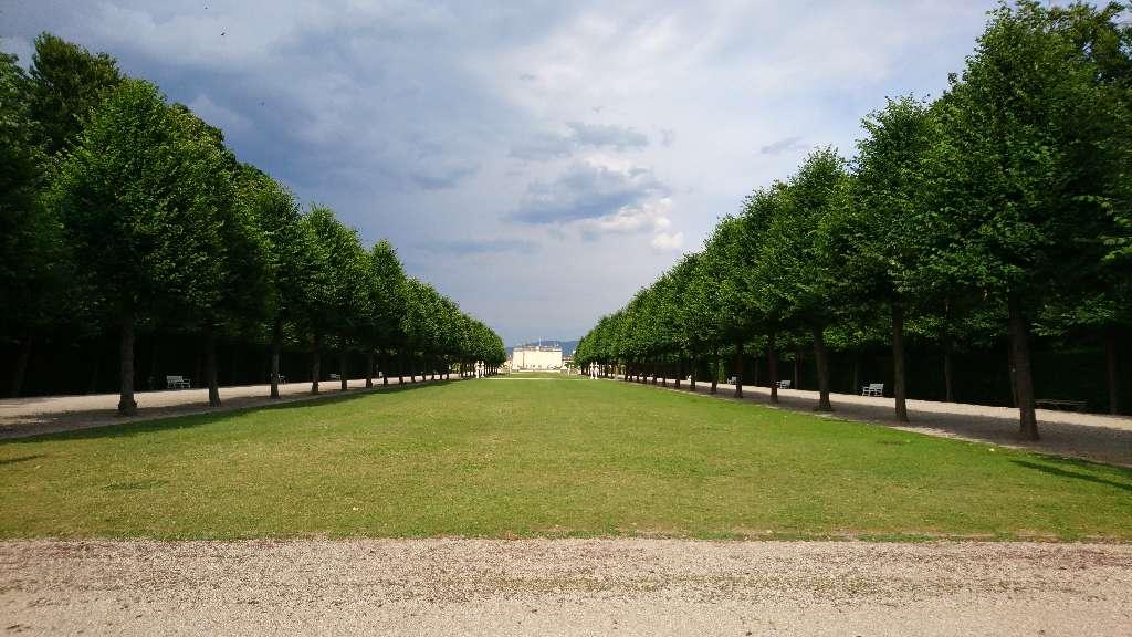 Perspectives on Schwetzingen Palace (c) deconarch.com (NS)