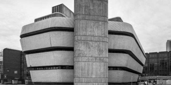 Simon Phipps: Portsmouth Central Library, 1976 Architekt: City Architect Ken Norrish © Simon Phipps