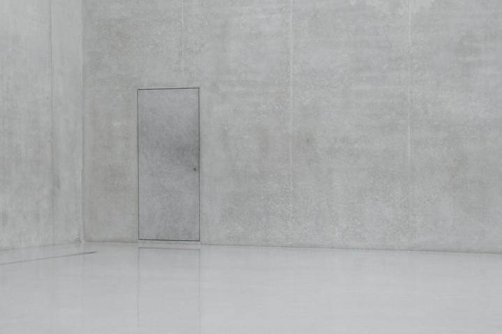 dunkel darin, 34 x 50 cm, 2009