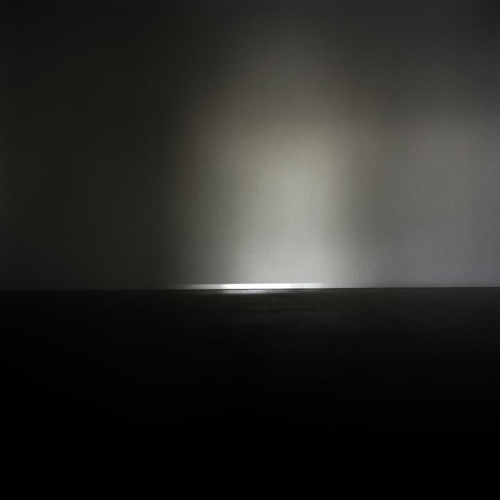 "Space"" #1, 125 x 125 cm, 2013"