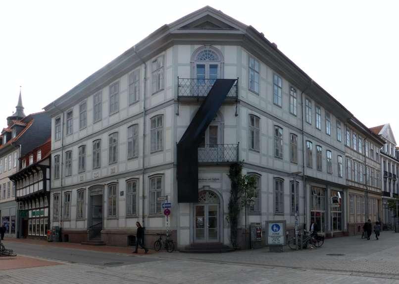 P.P., Künstlerhaus Göttingen, 2014
