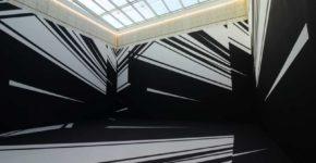 Blick in die Ausstellung, Kunsthalle Rostock