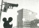 Detroit, graphite on paper, 15 x 20 cm, 2015